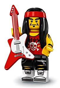 LEGO Ninjago Movie Minifigures Series 71019 - Gong & Guitar Rocker