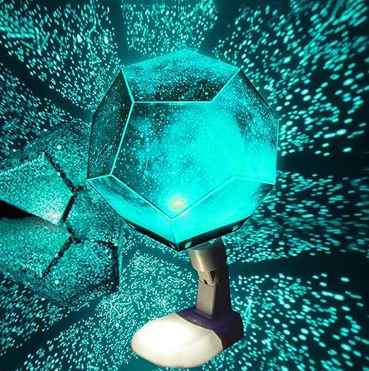 Mustbe Strong Constelación Proyector Luz de Noche, 12 ...