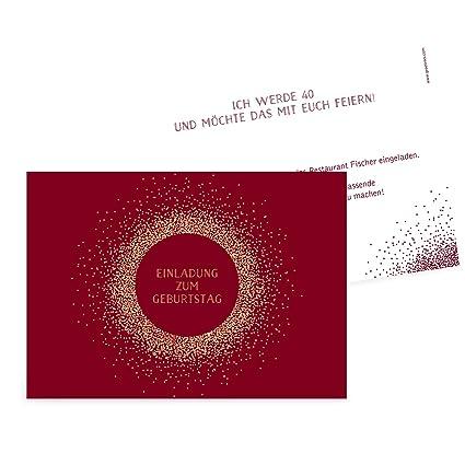 Tarjetas De Invitación Para Cumpleaños Krimi Diseñar