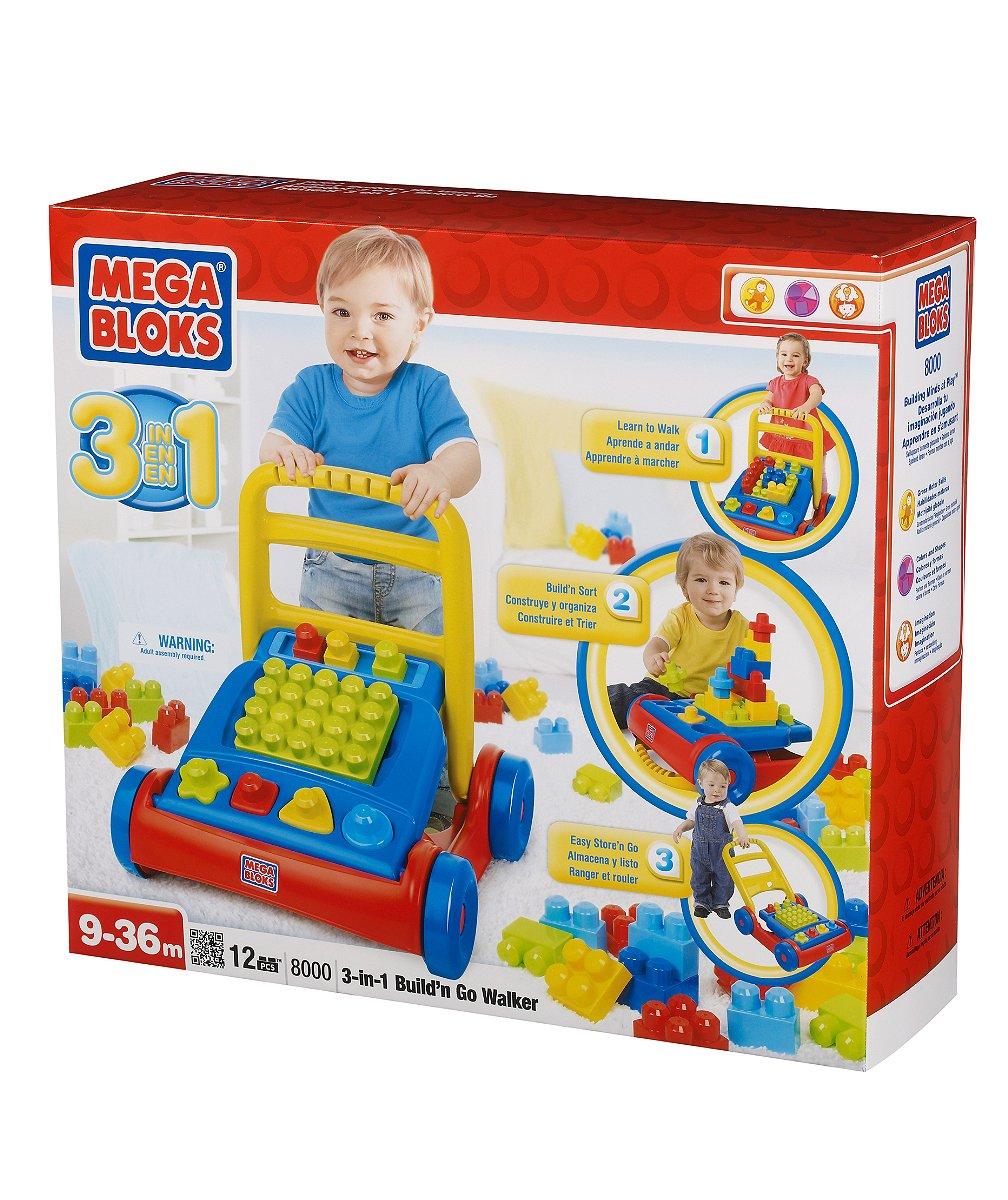 Mega Bloks 8000 - Mega Andador: Amazon.es: Juguetes y juegos