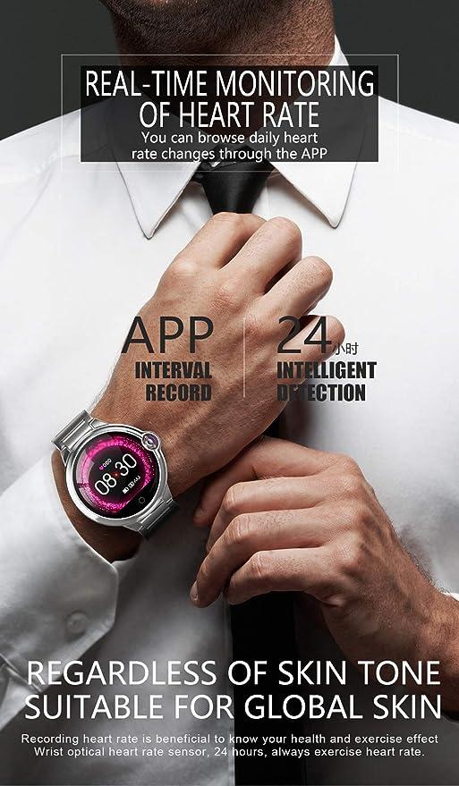 CZX el reloj inteligente es adecuado para Android, iOS, macho ...