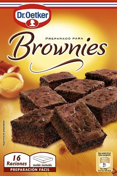 Dr. Oetker - Preparado para Brownies - 456 gr