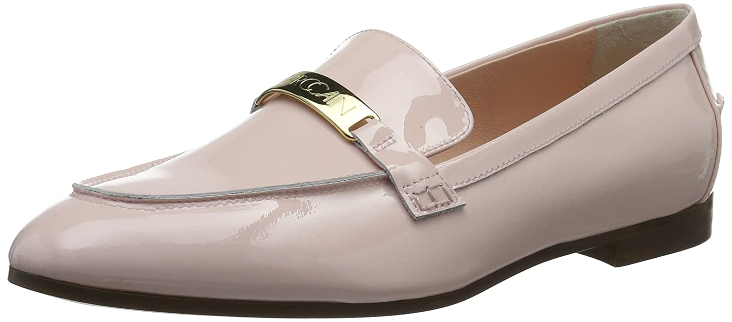 Marc Cain Damen GB SC.06 L34 Slipper, Rot (Powder Pink), 37