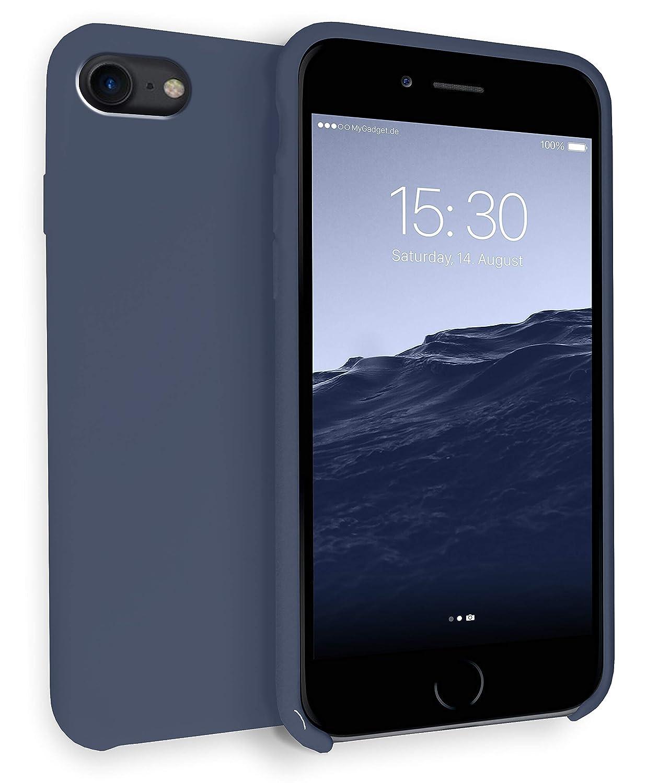 MyGadget Funda para Apple iPhone 7/8 [Soft Touch Case] Antigolpes ...