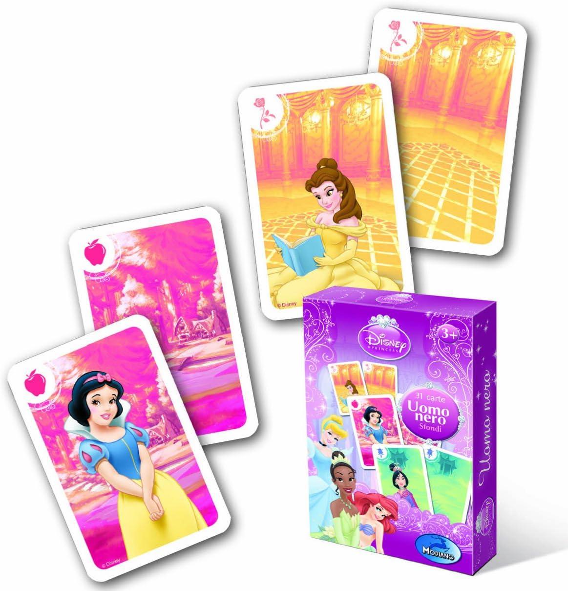Desconocido Disney - Juego de Cartas [Importado]: Amazon.es: Juguetes y juegos