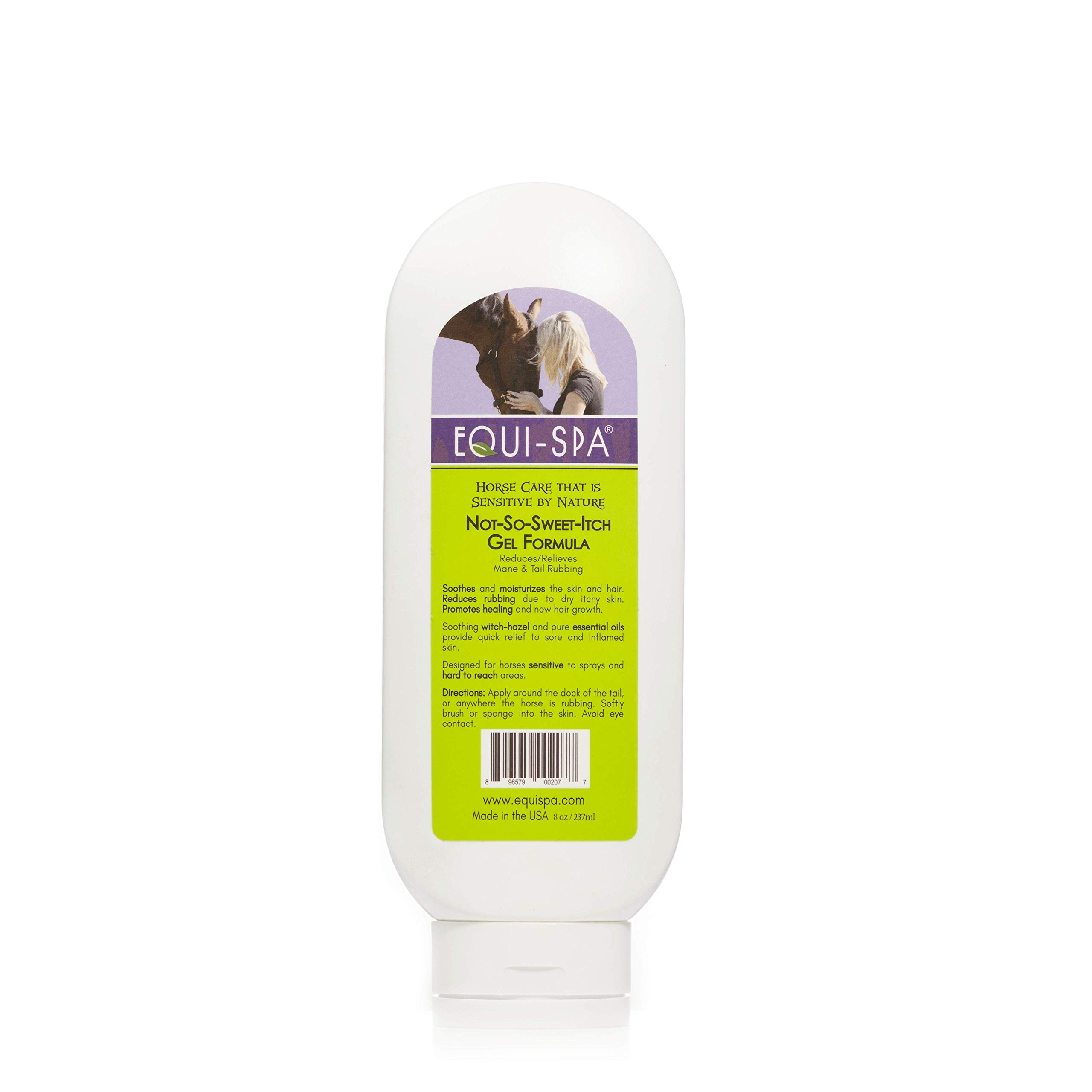 Equi-Spa Not So Sweet Itch Gel Formula