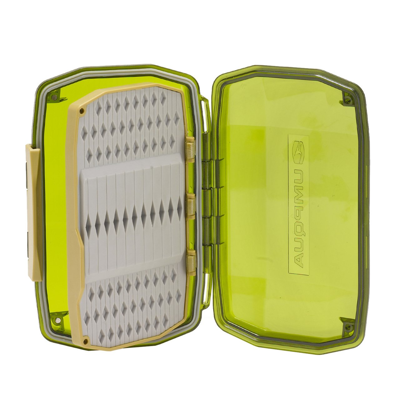 Umpqua UPG HD Fly Box Medium Day Trip Olive