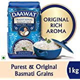 Daawat Traditional Basmati Rice, 1 Kg