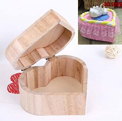 Amazon Com Welliestr 1 Piece Wooden Crafts Toys Diy Wooden