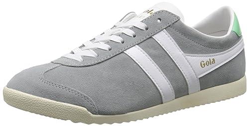 Gola Harrier - Zapatos para mujer, color beige (natural/blue), talla 40