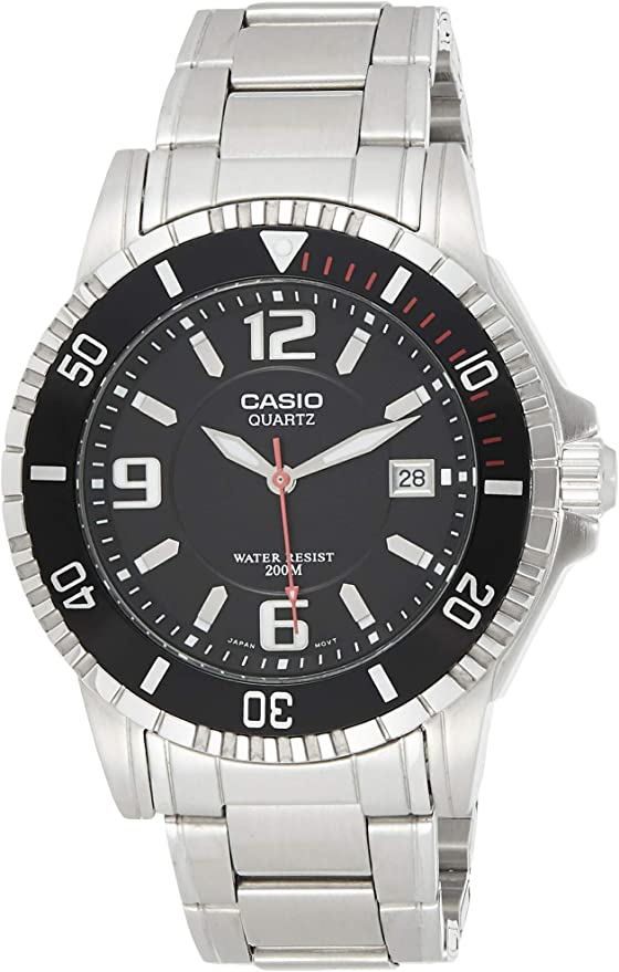 Casio Watch MTD 1053D 1AVES: : Montres  Culs1