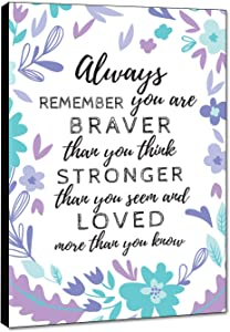 LACOFFIO Always Remember Wood Sign 12'' x 18'' Wall Decor- Perfect for Living Rooms and Office Spaces No-Chip, Warp-Free Hanging Wall Decor Perfect for Any Room Atmosphere