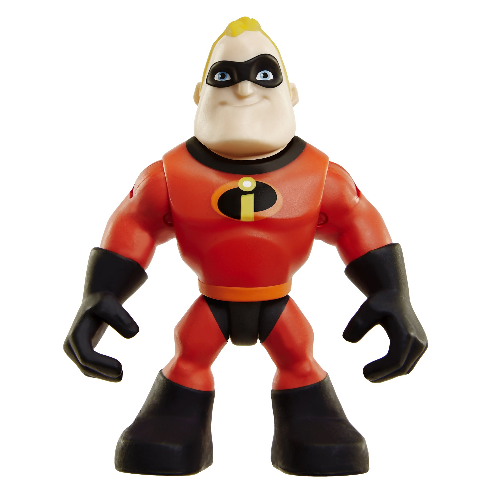 The Incredibles 2 Incredibile Car & Mr. Incredible Action Figure 2-Piece Set, Black Car and Red Mr. Incredible Figure, Medium by The Incredibles 2 (Image #10)