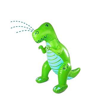 35e4c1dad Bigmouth Inc Giant Dinosaur Garden Sprinkler: Amazon.co.uk: Toys & Games