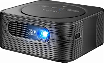 Insignia Reverb Premium Audio Pico Projector NS-PR200: Amazon.es ...