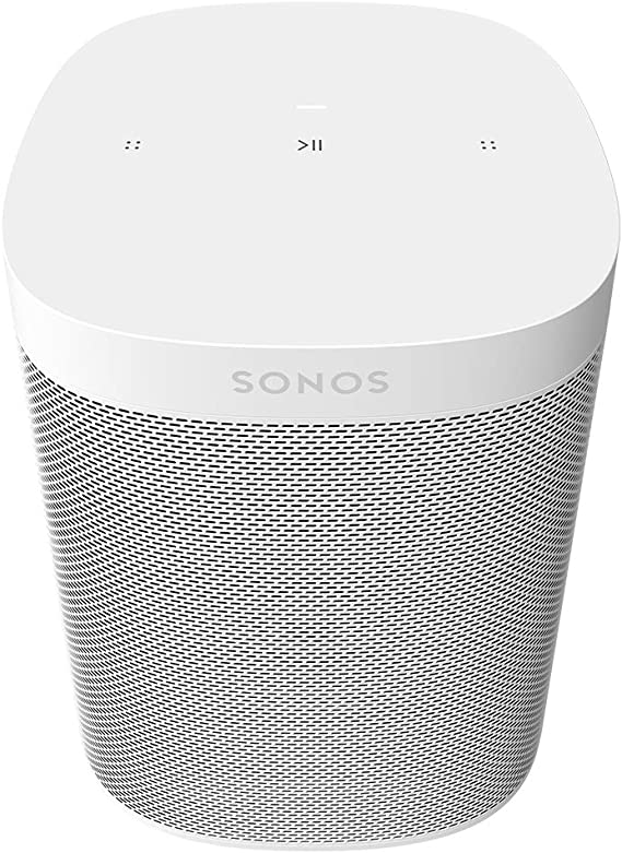 ​​​​​​​Sonos One SL - Microphone-Free Smart Speaker – White