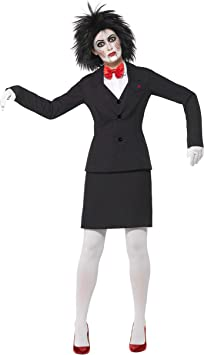 Saw JigSaw Costume Smiffys Costume