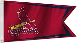 MLB St. Louis Cardinals Boat and Golf Cart Flag