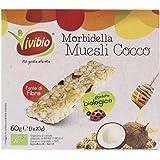 Vivibio Barretta Morbidella Muesli Cocco Bio - 60 gr