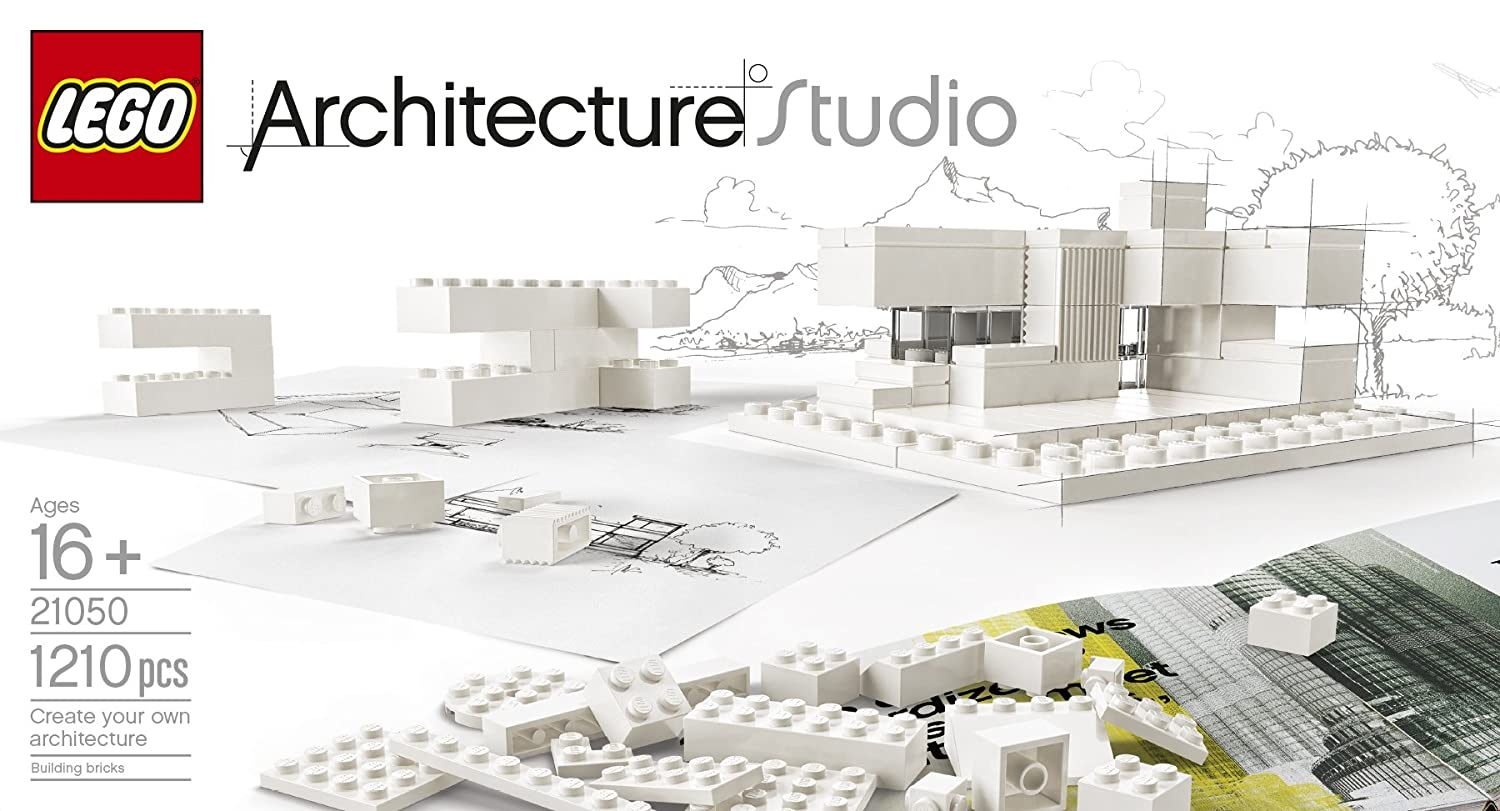 Amazon.com: LEGO Architecture Studio (Discontinued By Manufacturer): Toys U0026  Games