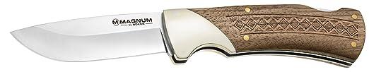 5 opinioni per Böker, Coltello pieghevole Magnum Woodcraft, Marrone (hellbraun), 20.7 cm