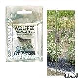 忌避剤 動物よけ ウルフピー 4袋 獣害対策 害獣 猫 犬 猪 猿 鹿