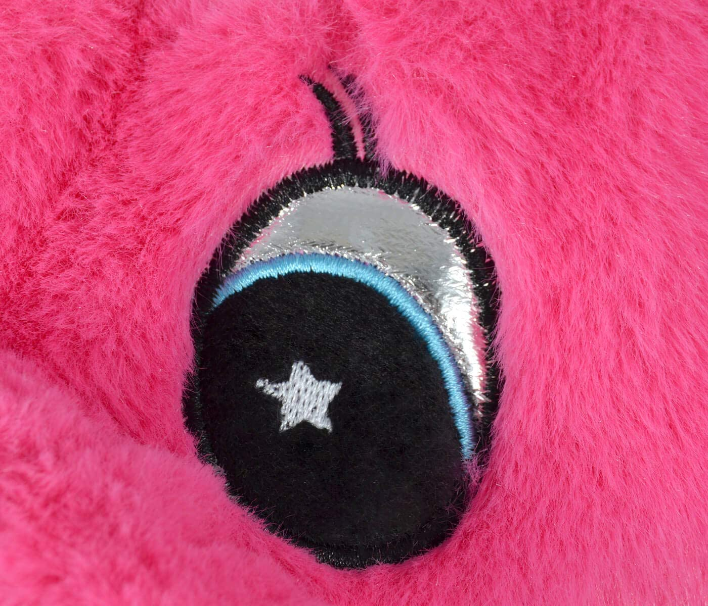 Hat with Moving Ears Pink Unicorn with LED Lights Plush Animal that moves Ears One Size for Children and Adults Accessory Carnival Party