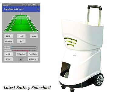 easyday - Máquina portátil para Pelotas de Tenis, Tenis, Pelotas ...