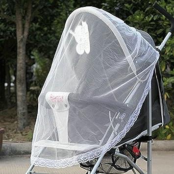 Amazon.com: Baby Stroller Mosquito Net Bug Funda Compatible ...