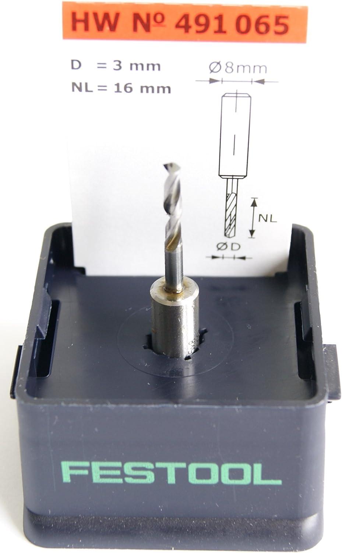 Foret de Per/çage HW avec queue de 8mm HW S8 D5//30