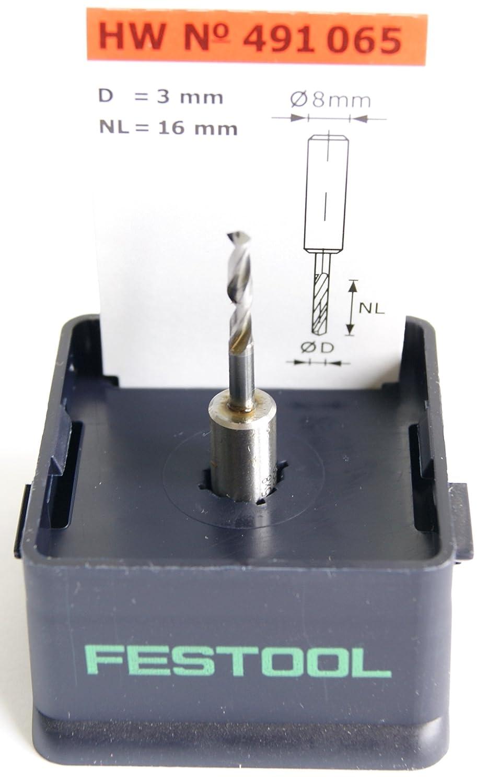 Festool 491068 M/èche /à cheviller HW S8 D8//30 Z Import Allemagne
