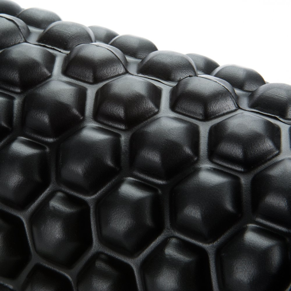 Foam Roller - 24 inch Long - Firm, Sturdy, Solid Core, High Density. Best Roller for Trigger Point Release on Back, Legs, IT Bands. by SelfKare Fitness (Image #5)