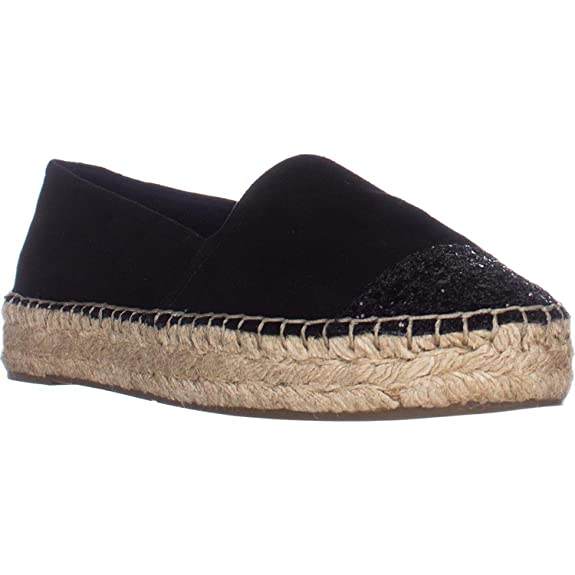 Guess Women's Jaali2 Moccasin Black Size 9.5