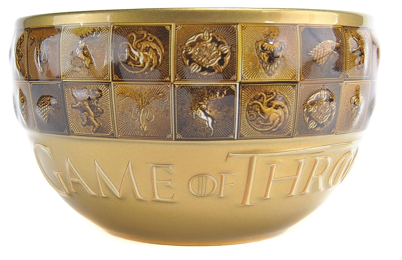 Game of Thrones Bowl - Galaxic Glaze Sigils Half Moon Bay 1