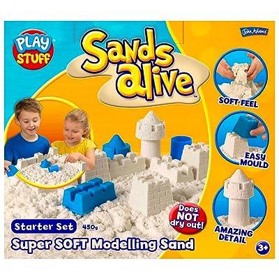 John Adams Sands Alive Starter Set by John Adams: Juguetes y juegos