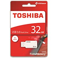 Toshiba Thn-U303W0320E4, Usb 3.0 Flash Bellek, 32Gb Usb 3.0 Beyaz