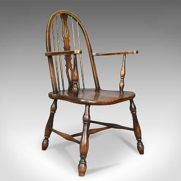 London Fine Antiques Antique Chaise De Coude Anglais Style