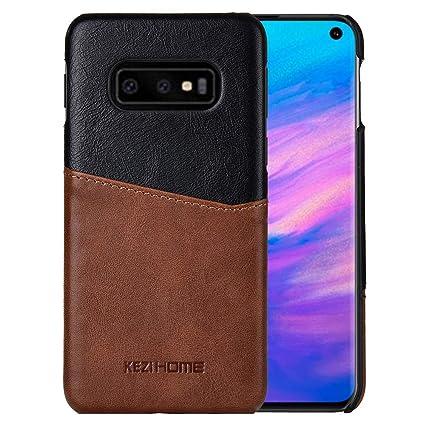 Amazon.com: Funda para Samsung Galaxy S10e, dos tonos con ...