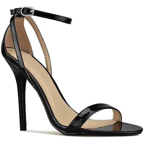 4440d8e05f4b Premier Standard - Women s Ankle Strap Kitten Heel - Adorable High Sexy Heel