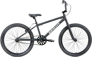 Gravity Aluminum BMX Bike