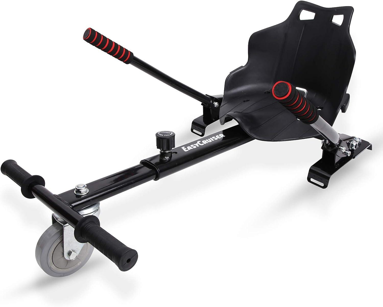 Hoverboard Sitz Test