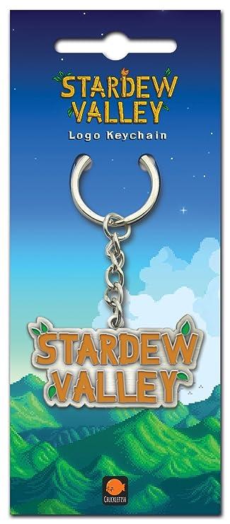 Amazon.com: stardew Valley – Logo Llavero: Office Products