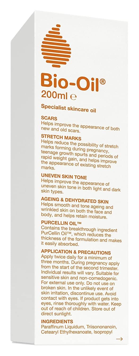 Bio-Oil Specialist Skincare Oil - 200 ml (Packaging may vary) 105577316 Health stretch marks scar