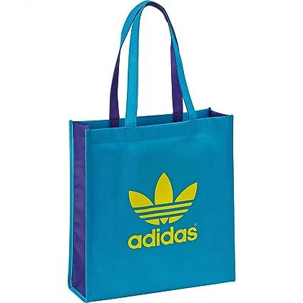 Shopper Ns Turquoise Trefoil Ac Adidas Tasche Purple Collegiate Ib67gvyYf