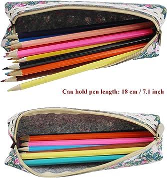 21 unids 7 colores cremallera bolsa de malla para almacenamiento papeler/ía suministros cosm/éticos accesorios de viaje