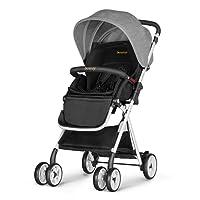 besrey cochecito de bebé de 6-36 Meses capacidad plegable Max 15 kg de carga Acerca de certificación de seguridad ECE