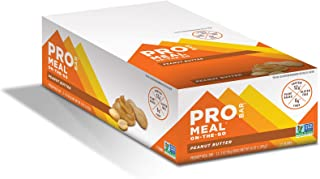 product image for PROBAR - Meal Bar, Peanut Butter, Non-GMO, Gluten-Free, Healthy, Plant-Based Whole Food Ingredients, Natural Energy (12 Count)