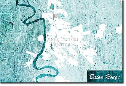 Amazon Com Best Quality Prints Baton Rouge Louisiana Usa Original