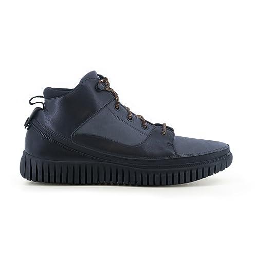 ACBC 1 - Mocasines de Lona para Hombre Nere 47 EU Size: 41 EU: Amazon.es: Zapatos y complementos