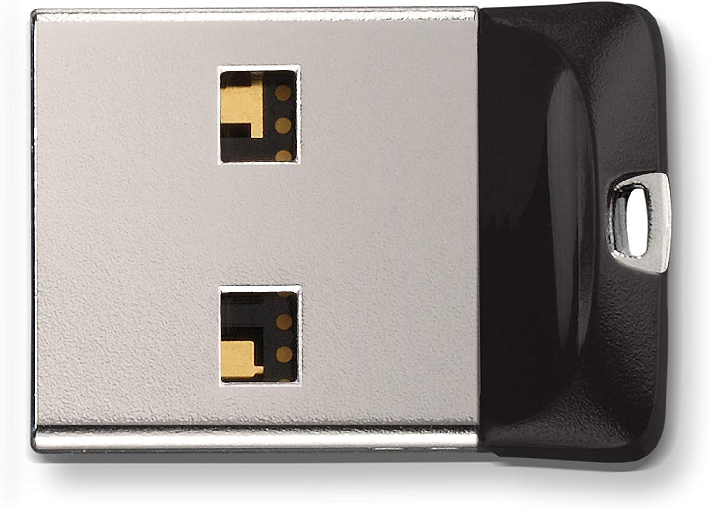SanDisk Cruzer Fit Memoria USB de 32GB